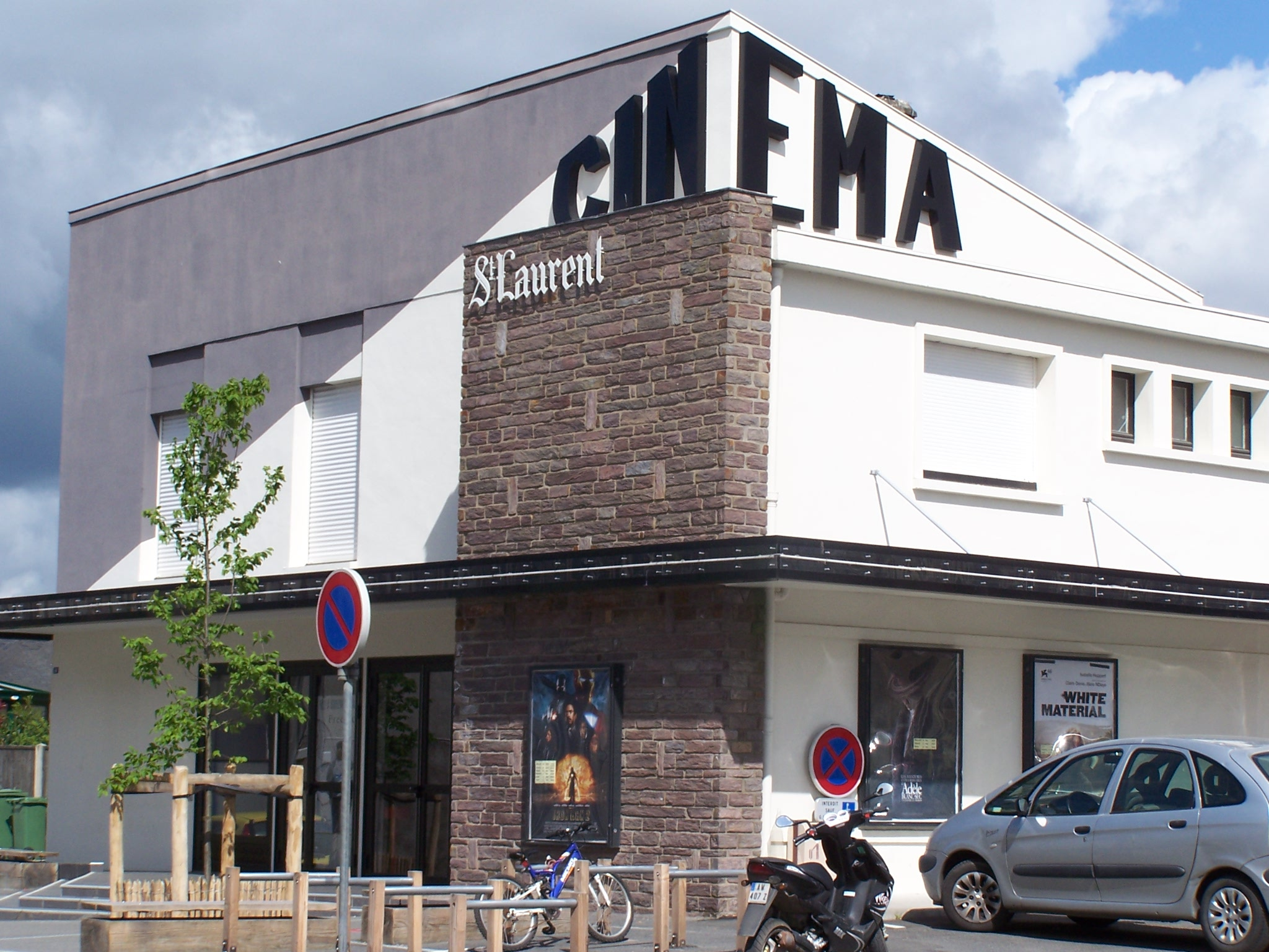 cinema saint laurent