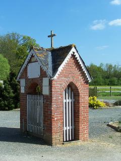 La Chevallerais Fontaine Notre Dame de bonne Nouvelle